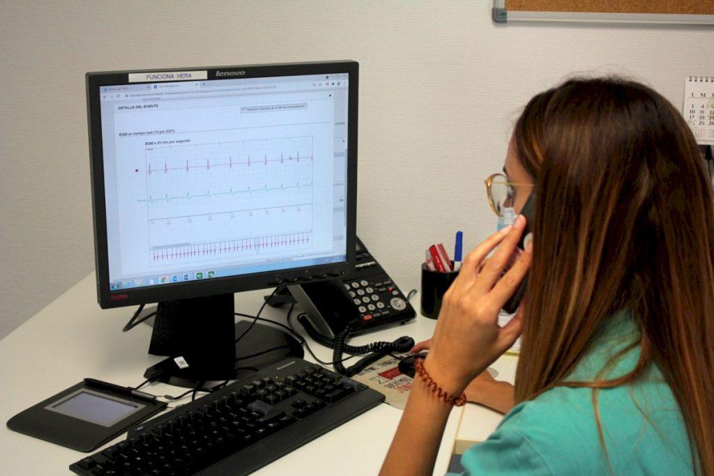 Call center del Hospital Universitario del Vinalopó ofrece atención individualizada y continua