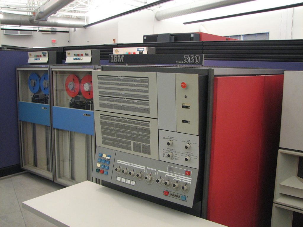 Modernizar la estructura de soporte informático (mainframes) del entorno de TI ¿cómo?
