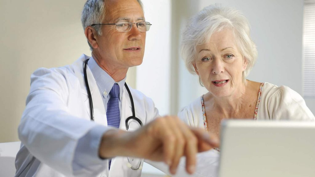 Pacientes y Clínicas comunicados a través de la nube