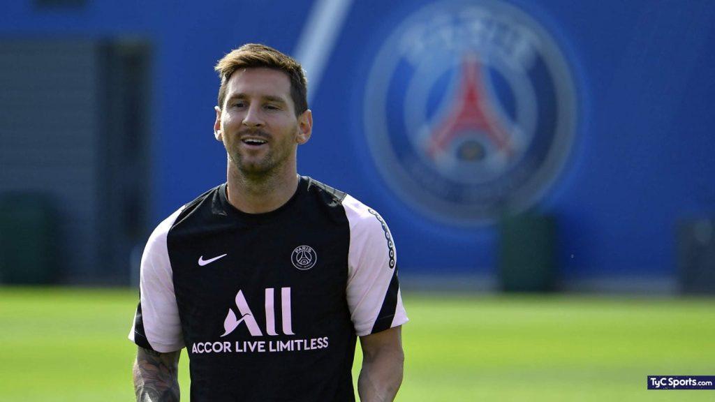 La Inteligencia Artificial aplicada al deporte: Messi en el PSG